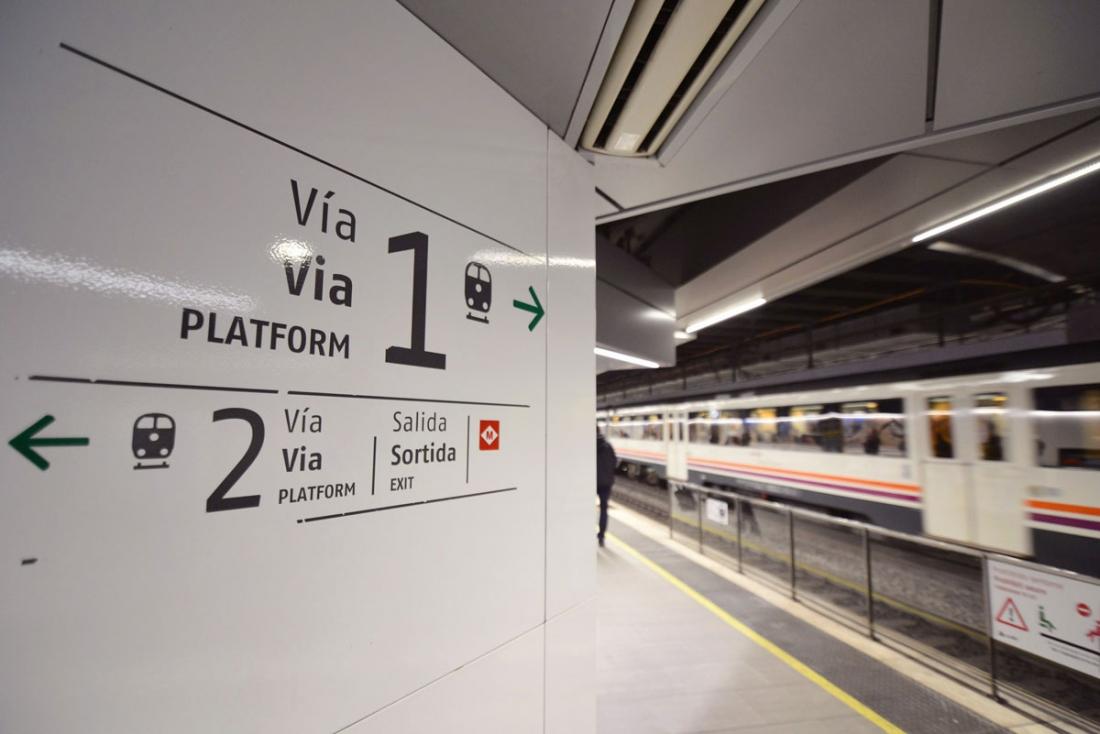 Схема метро парковки